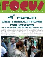 Forum des associations italiennes