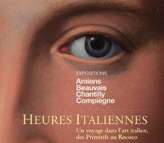 Heures italiennes - affiche