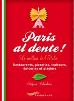 Paris al dente ! - Couverture