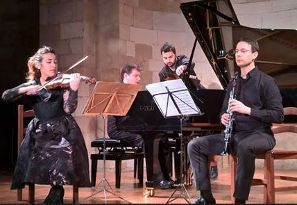 Le trio de l 39 accademia dei cameristi en concert for Institut culturel italien paris
