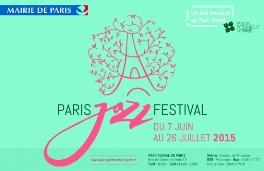 Week-End Paris Rome au Festival Paris Jazz - couverture