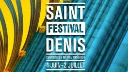 Festival Saint-Denis - couverture
