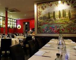 De luca restaurant italien paris 17 - Restaurant italien porte maillot paris 17 ...
