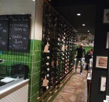 Restaurant Il Grano - intérieur