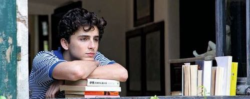call me by your name - foto scena