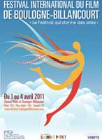 Festival international du film de Boulogne - Affiche