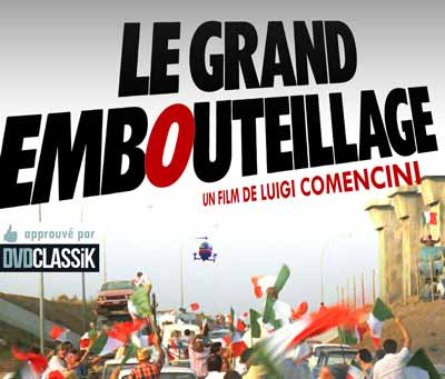 dvd grand embouteillage comencini