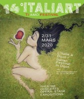 Italiart 2020 - affiche