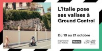L'Italie pose ses valises à Ground Control - affiche