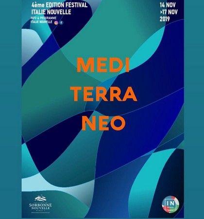 Festival Italie nouvelle 2019 - Mediterraneo