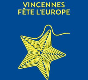 Logo Vincennes fête l'Europe 2018