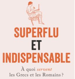 Superflu et indispensable - couverture