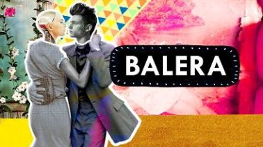 Balera : le bal folk made in Italy- couverture