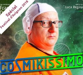 Cosmikissimo - affiche