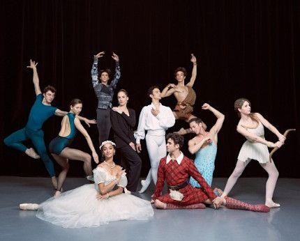 Les Italiens de l'opéra - un moment du spectacle