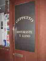 Restaurant Geppetto