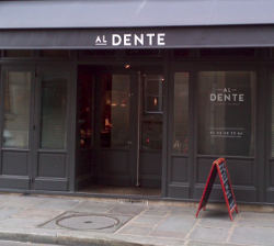 Restaurant Al Dente - Devanture