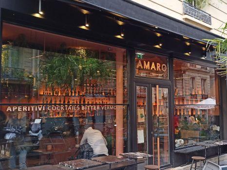 Amaro devanture